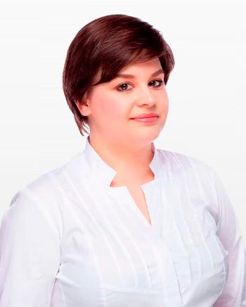 Пак Евгения Андреевна